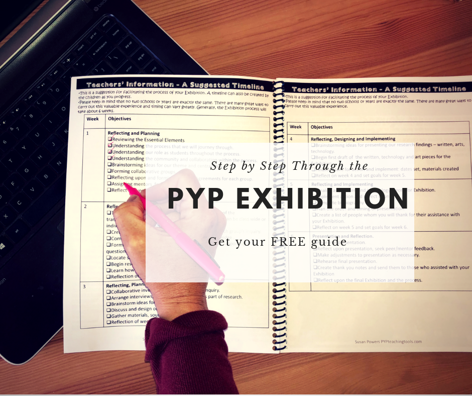 PYP exhibition | PYP Teaching Tools